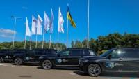 BMW Украина – официальный автомобильный партнер мероприятий к 30-летию Независимости Украины.