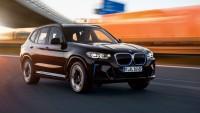 Новый полностью электрический BMW iX3.